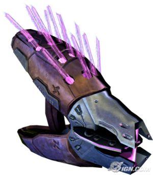 3 Needler Sci-Fi Laser Gun