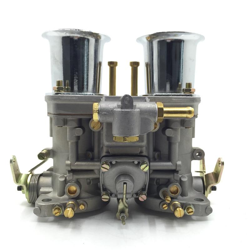 2 PCS 40 IDF 40IDF Carburetor With Air Horn For Bug Beetle VW Fiat Porsche replece