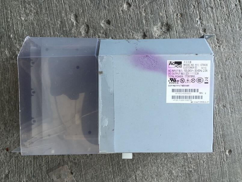POWER SUPPLY OT8035 ACBEL FOR HP DESIGNJET printer Z3200POWER SUPPLY OT8035 ACBEL FOR HP DESIGNJET printer Z3200
