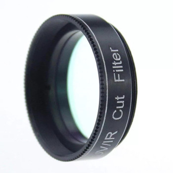 1.25 inches Standard UV/IR Cut Filter Infra-Red Filters for Telescope Eyepiece for Lunar/Planetary Observation фото