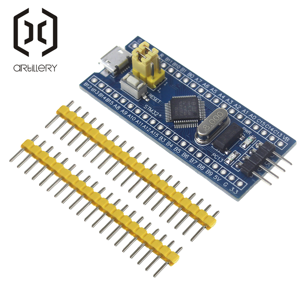 STM32F103C8T6 ARM STM32 Minimum System Development Board Module-in Integrated Circuits from Electronic Components & Supplies
