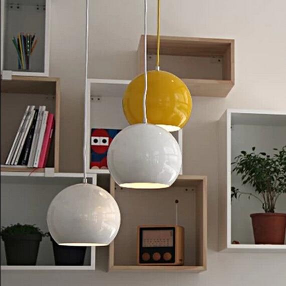 կախազարդ լամպեր ժամանակակից - Ներքին լուսավորություն - Լուսանկար 2
