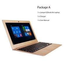Jumper Air 11.6 Inch Windows 10 Laptop Aluminum case IPS 1920x1080 Intel Cherry trail Z8350 4GB 128GB Computer Type C Ultrabook(China (Mainland))