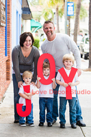 Size 8 Tall 0 59 Thickness JOY Holiday Card Photo Prop Christmas Sign Holiday Christmas Card