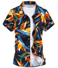 Popular Beach Button Down Shirt Men-Buy Cheap Beach Button Down ...