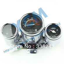 Electric Scooter 60V  Instrument , Motorcycle Speedometer, Tachometer ,  YB-DGW-60V , Free Shipping Drop Shipping