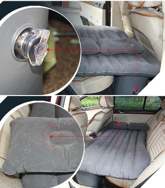 Eafc car air inflatable travel mat