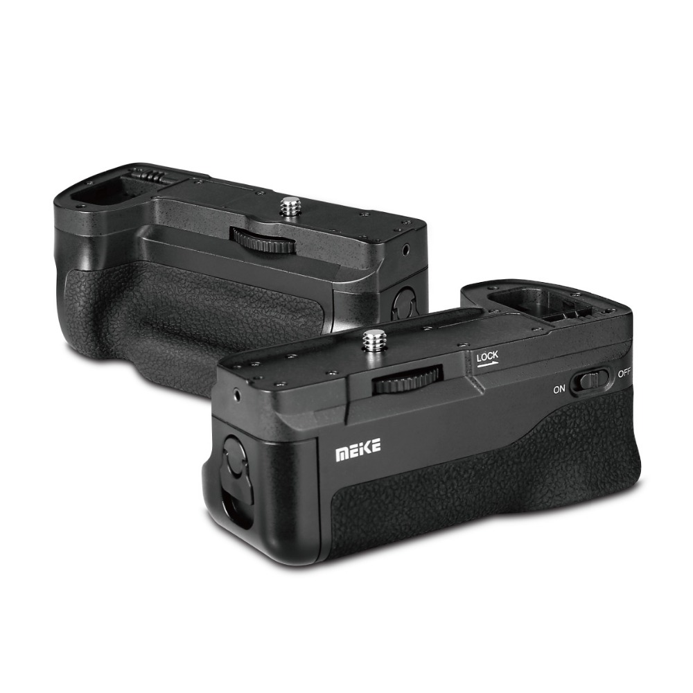 MEKE Meike MK-A6500 Pro Battery Grip fit for Sony A6500 Mirroless Camera with wireless remote control