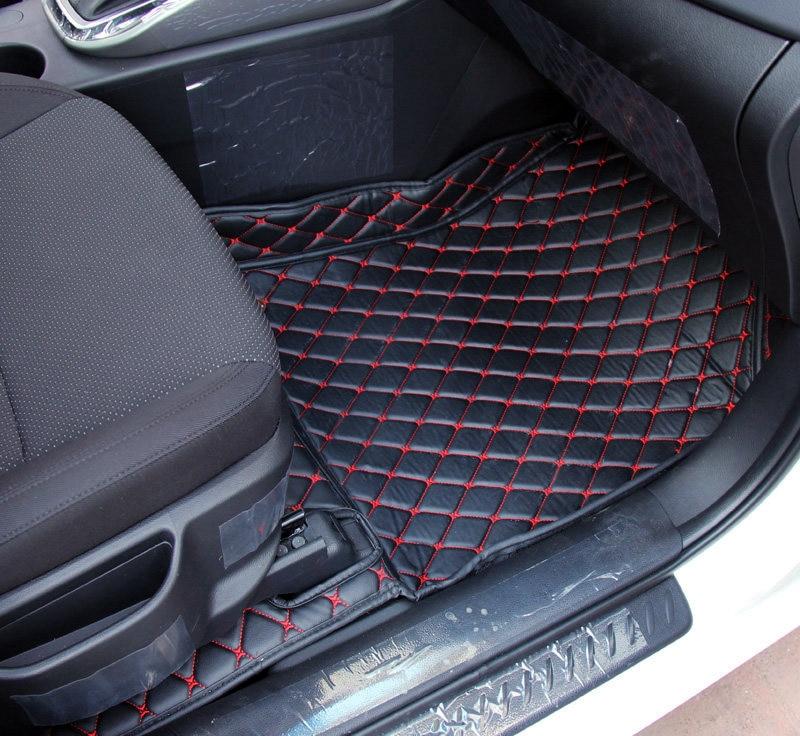 Accessoires de voiture tapis de sol tapis protection pour Kia Rio K2 2012-2015 pour Kia Forte K3 2013-2016 pour Kia Optima K5 2010-2017