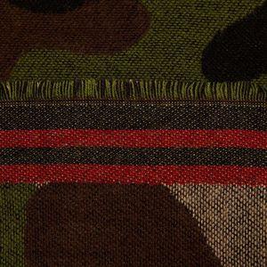 Image 3 - POBING bufanda de Cachemira de leopardo para mujer, chales básicos de acrílico, Wram, manta femenina, bufanda con borla