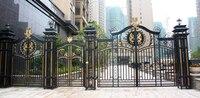Aluminium Gates Driveway Gates Wrought Iron Gates Forged Iron Gates Hench 19
