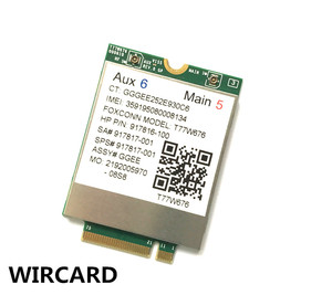 Image 3 - Lt4220 x12 lte t77w676 917817 100 4g wwan m.2 450 mbps lte modem para elite x2 1030 g3 elitebook x360 1030 g3