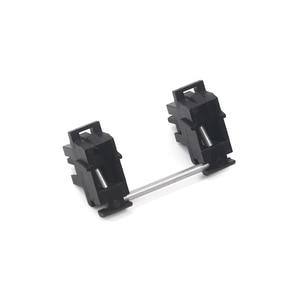 Image 4 - Прозрачная черная стальная пластина стабилизаторы вала на заказ механическая клавиатура пластина крепление