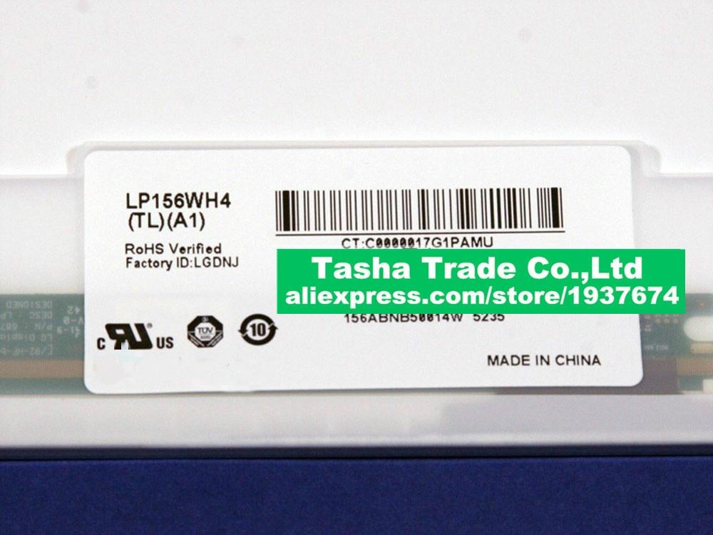 LP156WH4 TL A1 TLA1 For Asus X53S Matrix P/N LP156WH4(TL)(A1) LCD Screen LED Display 15.6 HD 1366*768