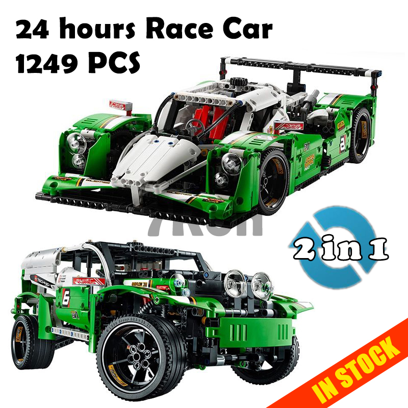 Models building toys hobbies The 24 hours Race Car 20003 3364 compatible with lego Blocks Technic 42039 Educational DIY Bricks china brand 3364 educational toys for children diy building blocks 42039 technic 24 hours race car compatible with lego