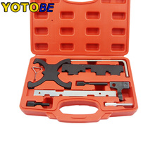 Latest Engine Camshaft Timing Locking Tool Set Kit For Ford Focus 1.6 Mazada 1.6 Eco Boost engine timing tool kit camshaft locking tool set for mercedes a b c e class m133 m270 m274