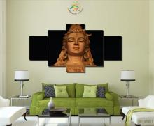 3-4-5 Pieces Deity God Modern Wall Art Pictures HD Printed Canvas Painting Modular Paints Home Decoration