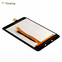 NeoThinking Black LCD Screen Display Assembly For Xiaomi MiPad 2 Mi Pad 2 Touch Screen Digitizer Assembly free shipping