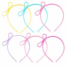 2017 New Girls Headwear Floral Flowers Hairband Butterfly Bow Knot Hoop Head Band Kids Hair Accessories For Women Headbands