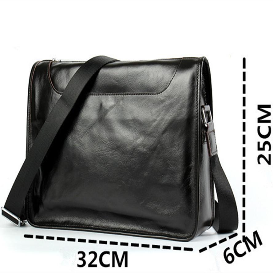2017 Genuine Leather Men Business Briefcase Laptop bag Casual Messenger Travel Bags Handbags Shoulder Crossbody Bag Male Tote hot selling men bag 100% genuine leather bags casual men messenger bags crossbody shoulder men travel laptop bag free shipping
