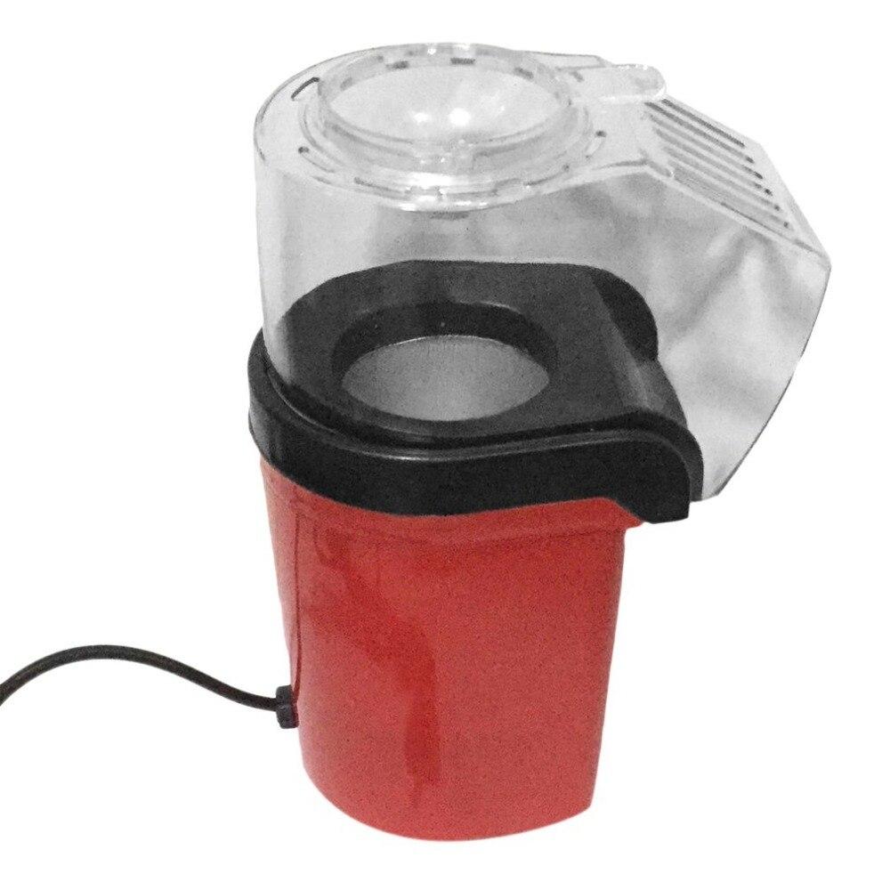 Мини Портативный электрический попкорн, бытовой Автоматический Попкорн, машина для выдувания воздуха, тип попкорна, сделай сам, Поппер, детский подарок
