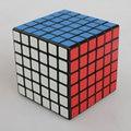 Shengshou Matte etiqueta 6 x 6 x 6 cubo mágico quebra-cabeça Toy