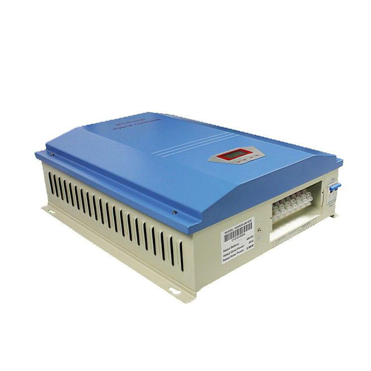 93f1b3bd43f Generador Eolico 2000 W 48 V 96 v casa uso molino de viento viento para  Turbinen Generador de años de garantía + 2000 W viento controlador solar en  ...