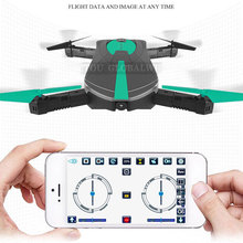 JY018 Phone Control Real-Time Transmission RC Drone Quadcopter With Camera 360-Eversion Remote Control Toy Aerocraft for Gift