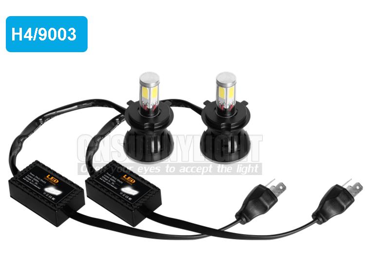 H4 H7 H13 H11 H1 9005 9006 COB LED Headlight 80W 8000LM Super Brigh Car LED Headlights Bulb Head Lamp Fog Light Pure White 6000K (27)