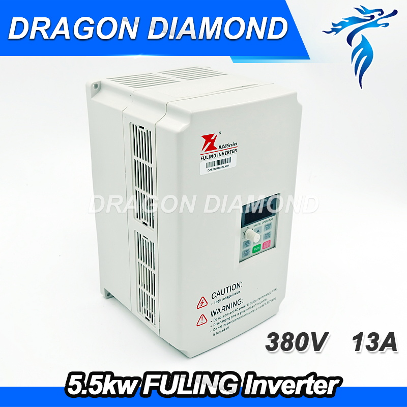 VFD 5.5kw 380V Fuling Inverter  for CNC Router Spindle Motor Speed Control privatization and firms performance in nigeria
