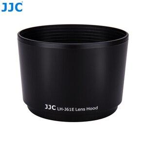 Image 2 - JJC pare soleil 58mm pour Olympus M. ZUIKO DIGITAL ED 75 300mm f/4.8 6.7 II objectif remplace LH 61E