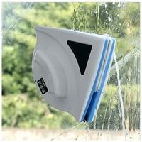 360 graus limpo 6 cm de espessura limpador vidro da janela dupla lado magnético limpador de janela ndfeb magnético esfregar escova de vidro removedor de poeira