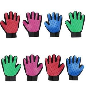 Gants pour animaux de compagnie | (30 pièces/lot), gants pour animaux de compagnie, rouge, bleu, vert, Rose, pour chat, fournitures pour animaux de compagnie, accessoires pour cheveux de chien