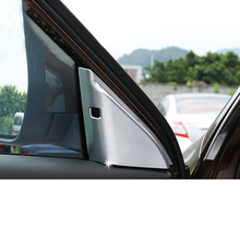 Lsrtw2017 Abs Car Interior Front Window Door Triangle Panel for Geely Boyue 2018 2019 2020