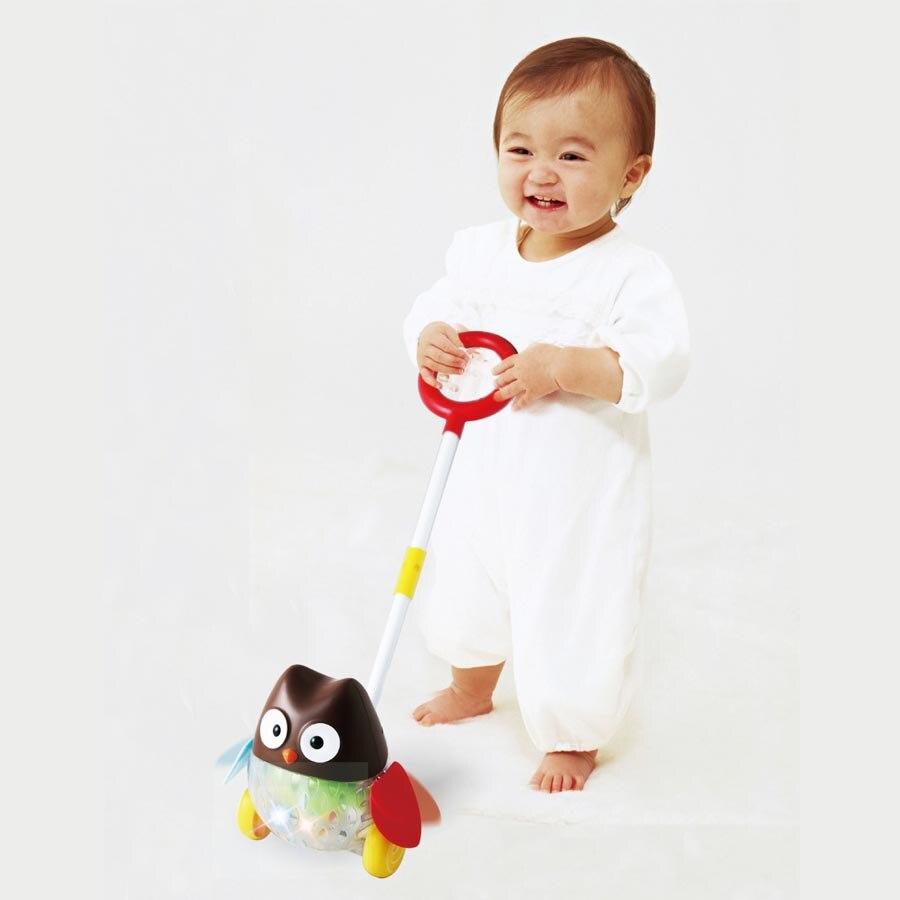 Juguetes para bebés Empujar y tirar Bebé Juguetes para niños Aves - Deportes y aire libre - foto 4