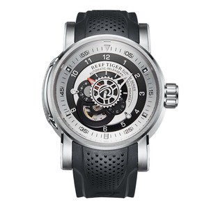 Image 3 - 2020 חדש שונית טייגר/RT למעלה מותג ספורט שעון גברים עמיד למים מעצב אוטומטי שעונים רצועת גומי צבאי שעונים RGA30S7