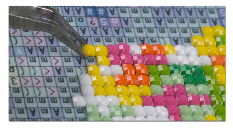 Diy алмазная живопись Вязание иглы Diy5d для квадрат; алмазы Бутылка Цветы Арт сделанное вручную украшение для дома подарки 20x25 см