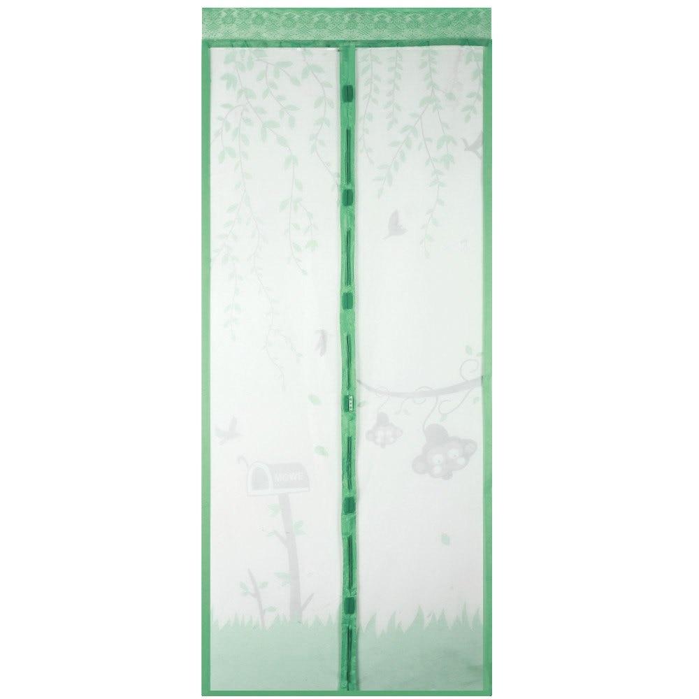 100 x 210cm magic magnetic insect door screen divider net for Insect door screen