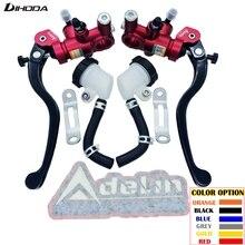 Universal 14 /15 /16 /17.5 /19mm Adelin PX1 motorcycle brake clutch pump master cylinder lever handle For Yamaha Kawasaki Suzuki