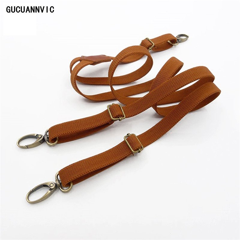 Hook Strap Elastic Suspenders Men And Women Retro British Adult Pliers Buckle  Black Brown 2 Colors Women Suspenders