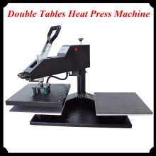 High Quality Double Tables Heat Press Machine HP3805D