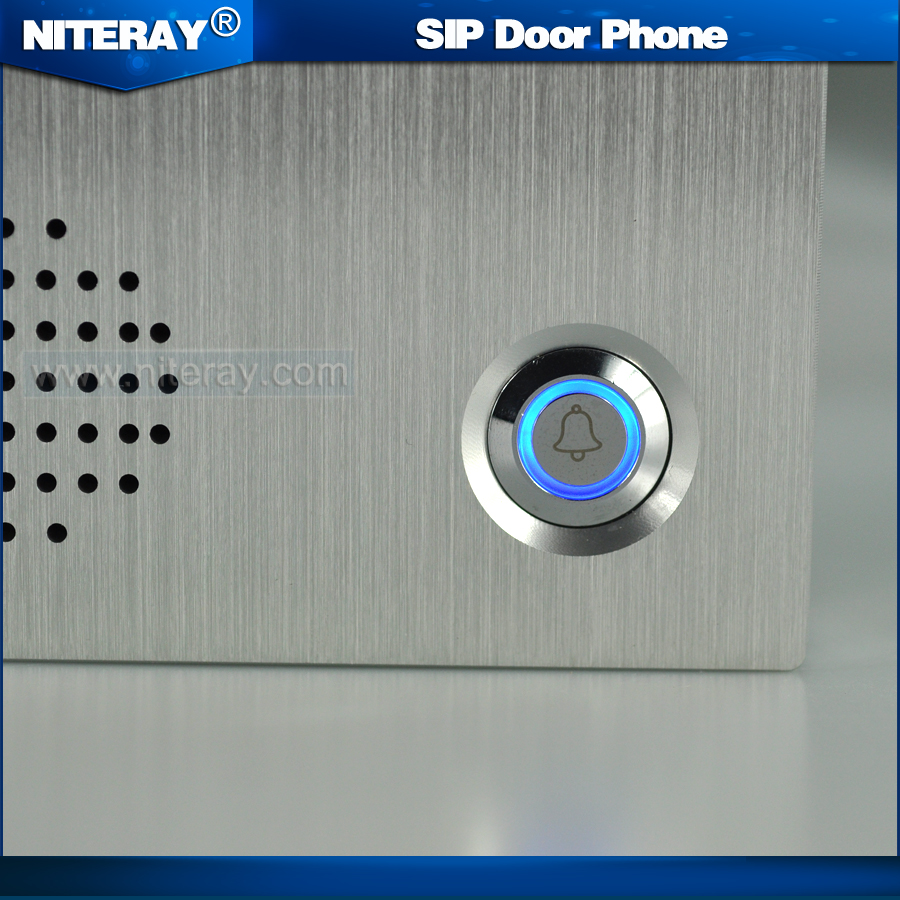 Low Price Sip Door Phone Voip Intercom Rfid Door Entry System Q516
