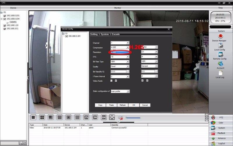 XMEYE אבטחה ברזולוציה גבוהה H. 265 מצלמת IP 4MP פנימי/חיצוני מצלמת טלוויזיה במעגל סגור HI3516D + OV4689 2592*1520 מצלמת IP ONVIF FTP
