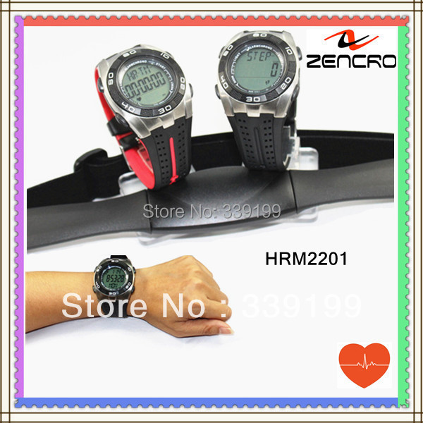 Health Smart 5.3khz Chest Belt Heart Rate Monitor Watch
