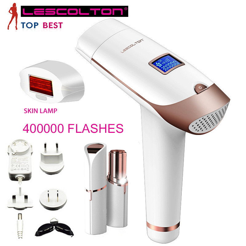Epilator Female Laser Body Hair Removal Depilatory Multifunction Hair Removal Skin Rejuvenation Device for Body Depiladora