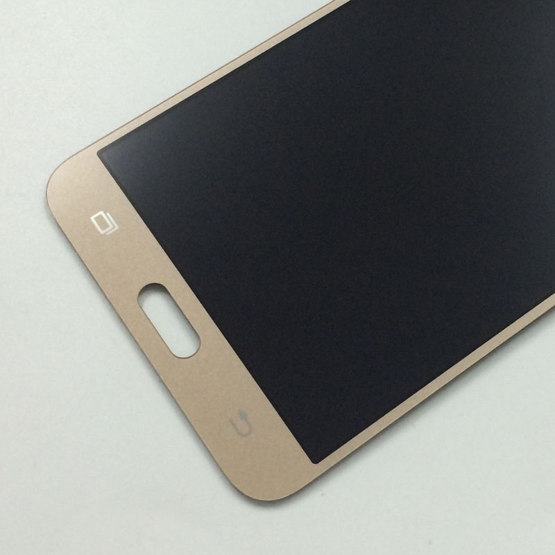 Gold For Samsung Galaxy J7 2016 J710 SM-J710F J710M J710H J710FN Touch Screen Digitizer + LCD Display Panel Monitor Assembly