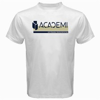 2018 New Summer T Shirts Academi Security Mercenary Soldier Of Fortune Army Military Tshirt White T