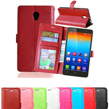 Business & Luxury New Stand For Lenovo S860 Phone Case , Flip Leather case For lenovo S 860 Mobile Phone Cover With Card Holder