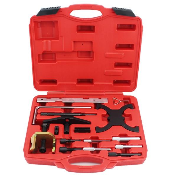 Engine Tool For Ford 1.4 1.6 1.8 2.0 Di/TDCi/TDDi Engine Timing Tool Master Kit, also for Mazda набор приспособлений для установки фаз грм дизельных двигателей ford tddi tdci jonnesway al010179