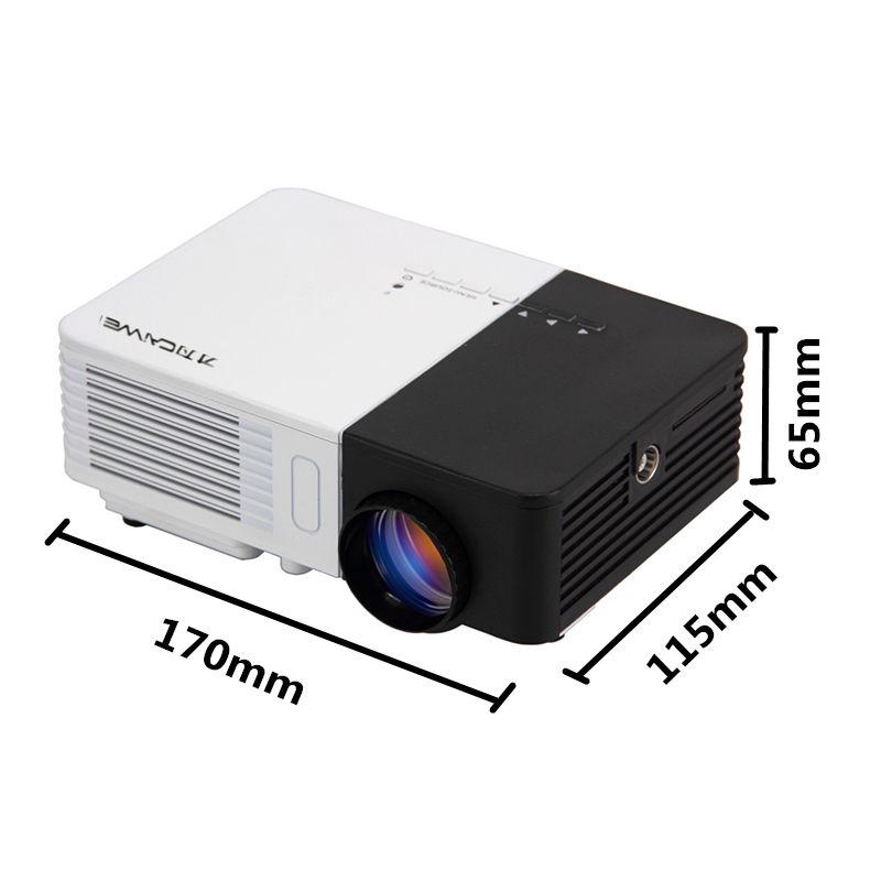 Aliexpress.com : Buy CAIWEI HD 1080p HD Mini Projector Portable ...